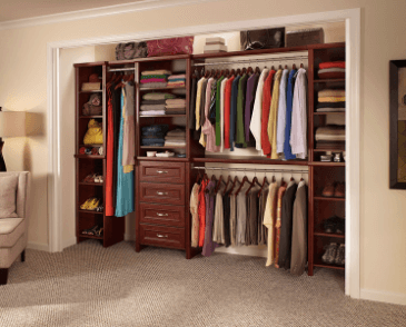 10 Ways to Keep Your Closet Organized image