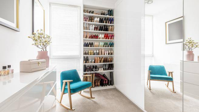 Smart, Creative Ways to Keep Footwear Organized image