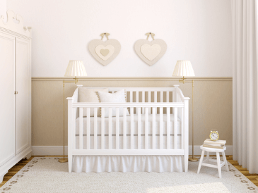 How to Properly Store Baby Furniture and Clothes image