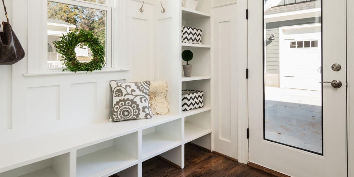 How to Organize Your Home Room by Room, Part 7: The Mudroom  image