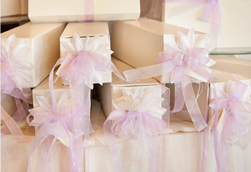 Storing Wedding Gifts image